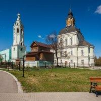 Храм Святого Николая в Заречье :: Владимир Лисаев