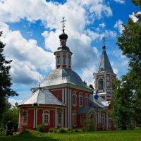 Ильинская церковь :: Владимир Лисаев