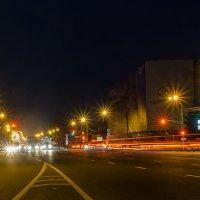 Огни в дороге :: Елена Ворошина