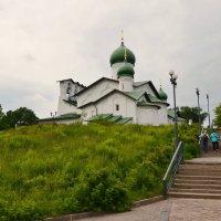 Церковь Богоявления Господня :: Ирина Никифорова