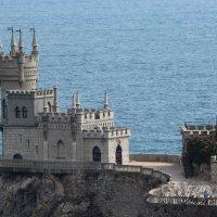 Крым. Ласточкино гнездо. :: Biget