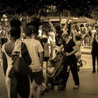 nepovtorimost Disneylanda Paris v ego nastroenie :: Anatol Stykan