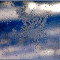 Рисует узоры мороз... :: Любовь Чунарёва