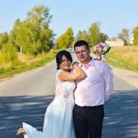 свадьба :: Ольга Гребенникова