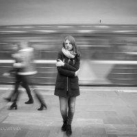 Одиночество в большом городе :: Анастасия Ульянова