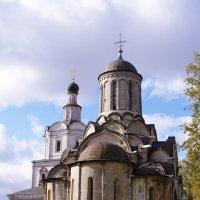 Спасский собор Спасо-Андроникова монастыря :: Сергей Галкин