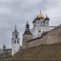 Чуден Кремль в любую погоду! :: Виктор Грузнов