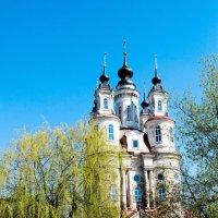 Церковь Космы и Дамиана Римских :: Daria Sikorochka