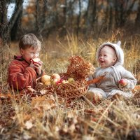 Осенний пикник :: Екатерина Степанова