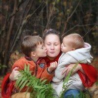 Double kiss :: Екатерина Степанова