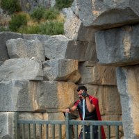 греко-римский страж :: Denis Chukhatin