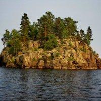 чудо остров... :: Ольга Cоломатина