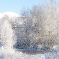 Первый снег. :: Андрей Асеев
