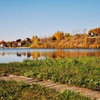Настроение -осень :: Виктория Хайдарова