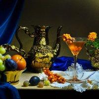 Пригубим осени рыжее вино... :: Валентина Колова