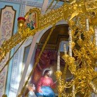 В храме :: Татьяна Петранова