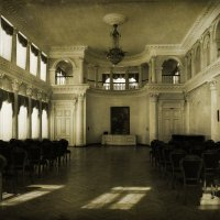 Белый зал :: Галина Galyazlatotsvet