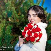 Невеста Оксана :: Сергей Митрофанов
