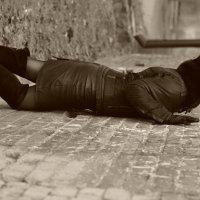 Иди к мечте, ползи, не можешь - ляг и лежи в ее сторону! :: Алеся Пушнякова