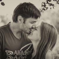 поцелуй в носик :: Кристина Волкова(Загальцева)