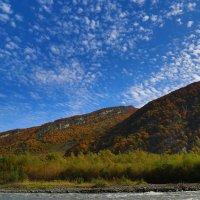 И облака проплыли над горами :: Александр Алексеев