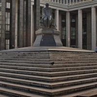 Памятник Ф.М.Достоевскому :: Анастасия Смирнова