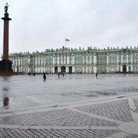 Осенняя Дворцовая :: Николай Танаев