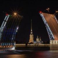 Дворцовый Мост :: Vitaly Kurbet