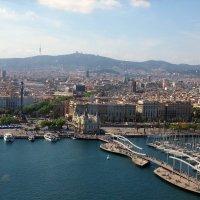 Порт Барселоны :: Машенька _________