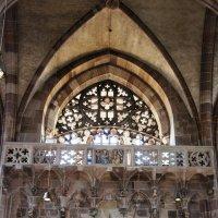Церковь Божией Матери (Фрауенкирхе). Интерьер :: Елена Смолова