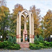 Памятник воинам-интернационалистам. :: Валерия Комова