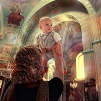*** Крещение*** :: Юлия Клименко