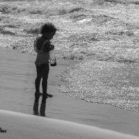 частичку ласкового моря... :: Павел Баз