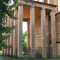 г.Калининград могила Канта :: АНДРЕЙ ТИХОМИРОВ