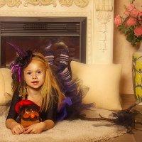 Маленькая бестия! :: Марина Казнина