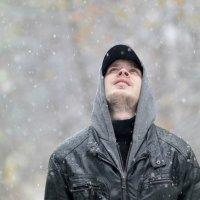 Первый снег. :: Евгения Кирильченко