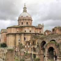 Руины Рима. :: Александр Назаров