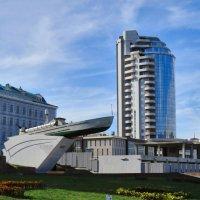 Памятник торпедникам :: Валерий Дворников