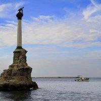Севастополь.Памятник затопленным кораблям. :: Геннадий Валеев