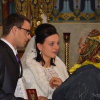 Напутствие бабушки молодоженам :: Сергей Хомич