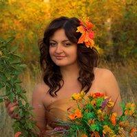 Теплая осень :: Ольга Литвинова