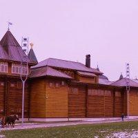 Деревяннфый дворец Алексея Михайловича :: Владимир Болдырев