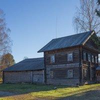 Музей деревянного зодчества в Василево. Тверская область. :: Михаил (Skipper A.M.)