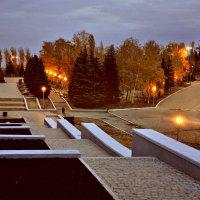 Парк победы в городе Саратов :: Ирина Стугина