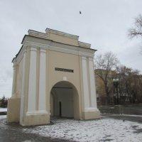 Тарские  ворота( основ. 1792 г.) :: раиса Орловская
