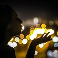Рождение ночи :: Oksana Sansnom