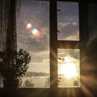 Когда в дом стучится утро :: Oksana Sansnom