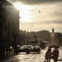 After rain :: Oksana Sansnom