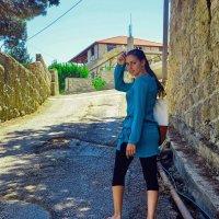 Улочки горного Ливана :: Семен Кактус