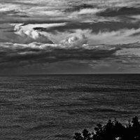 горизонт целует небо... :: Наталия Рой